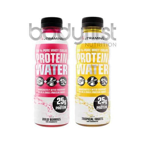 Nutramino Protein Water 1 X 500ml Bodyfirst Nutrition
