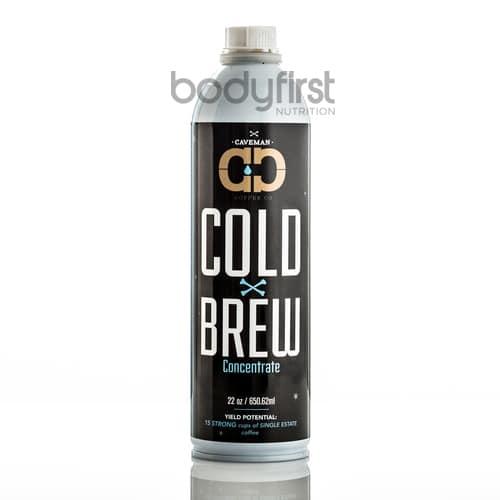 Caveman Coffee Co – Caveman Cold Brew Concentrate (650ml ...