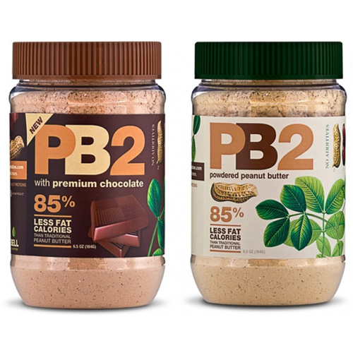 Peanut butter poweder