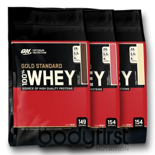9c21f48ce Optimum Nutrition – Gold Standard 100% Whey (908g)   6% OFF – Bodyfirst  Nutrition