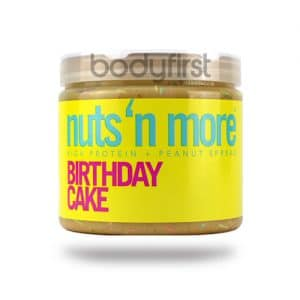 Nuts 'N More – Birthday Cake High Protein Spread (454g)