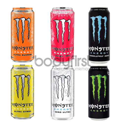 Monster Zero Energy Drink Side Effects