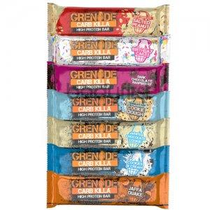 Grenade – Carb Killa Protein Bars Box (12 x 60g)