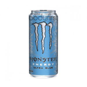 Monster Energy – Monster Energy Ultra Blue (473ml) **U.S IMPORT