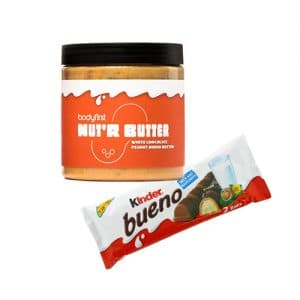 Bodyfirst Nutrition – Nut'R Butter White Chocolate Peanut Bueno Butter (265g)