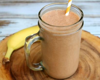 Choc-PB-Banana-Shake