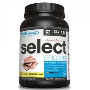 PEScience – Select Protein White Chocolate Mint (27 Servings)