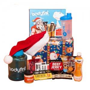 FLYEfit – Santa's Supplement Box