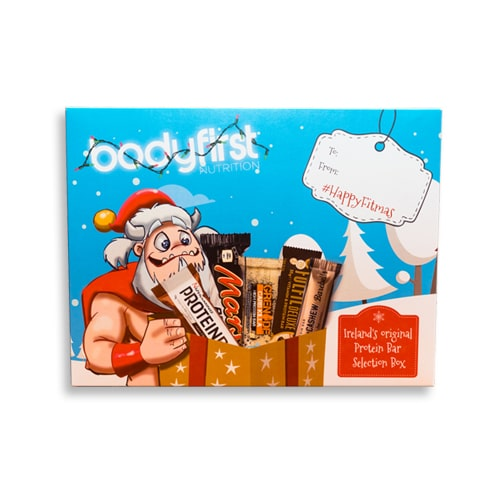 Bodyfirst Nutrition – Protein Bar Christmas Selection Box
