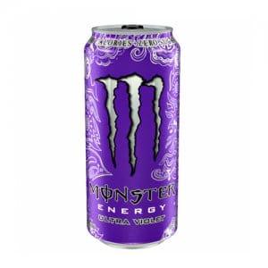 Monster Energy – Monster Energy Ultra Violet (473ml) **U.S IMPORT