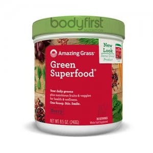 Amazing Grass – Green Superfood Berry (30 Servings)