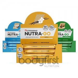 Nutramino – Nutra-Go Protein Wafer Box (20 x 39g) **12% OFF