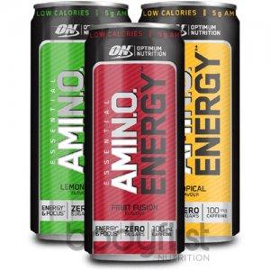 Optimum Nutrition – Amino Energy RTD (1 x 330ml)