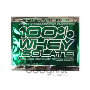Scitec Nutrition – 100% Whey Isolate Single Serve Sachet (25g)
