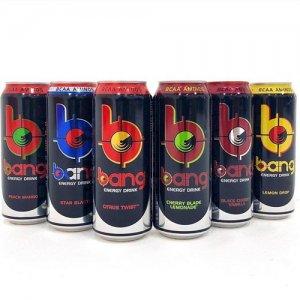 VPX Sports – Bang Energy Drink Case (12 x 500ml)