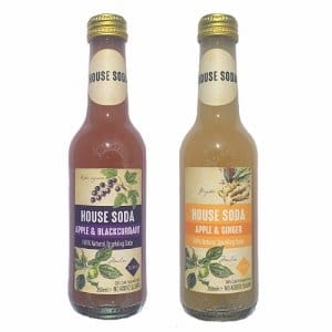 House Soda – House Soda 100% Natural Sparking Soda (250ml)