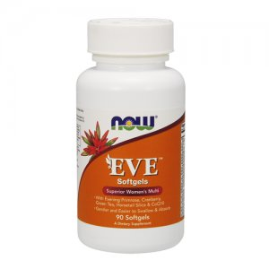 NOW – EVE Multi-vitamin for women (90 softgels)