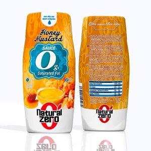 Natural Zero – Honey Mustard (320g)