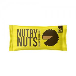 Nutry Nuts – Milk Chocolate Peanut Butter Cups (2 Cups)