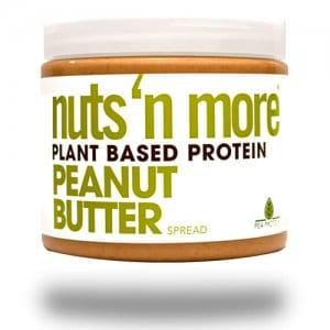 Nuts 'N More – Plant Based High Protein Spread (454g)