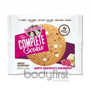 Lenny & Larry's – The Complete Cookie White Chocolaty Razzberry (113g)
