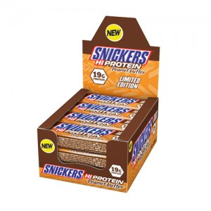 Snickers – Snickers HI-Protein Peanut Butter Bar (57g) **LIMITED EDITION
