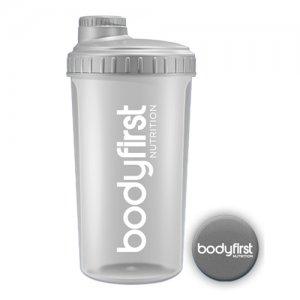Bodyfirst Nutrition – Bodyfirst Shaker Silver (700ml)