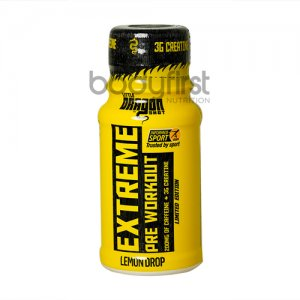 Little Dragon – Extreme Pre Workout Shot Lemon (1 x 60ml)