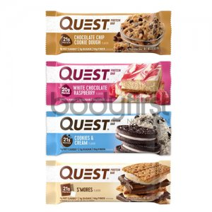 Quest Nutrition – Quest Protein Bar Mixed Box (12 x 60g)