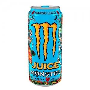 Monster Energy – Monster Juiced Mango Loco (500ml)