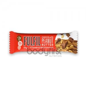 Fulfil Nutrition – FULFIL Protein Bars with Vitamins Chocolate Peanut Butter (55g)