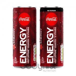Coca Cola – Coca Cola Energy Drink (250ml)
