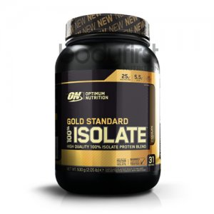 Optimum Nutrition – Gold Standard 100% Isolate Protein (31 Servings)