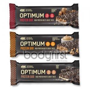 Optimum Nutrition – Optimum Protein Bar Mixed Box (62g)