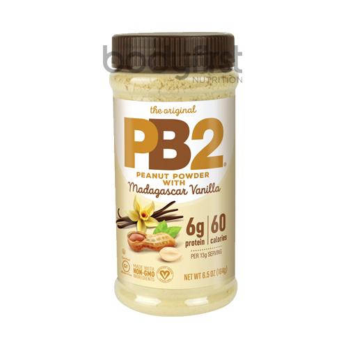 PB2 – Powdered Peanut Butter With Madagascar Vanilla (184g