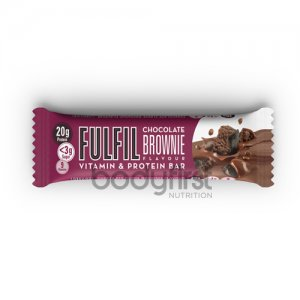 Fulfil Nutrition – Fulfil Protein Bar Chocolate Brownie (55g) **NEW