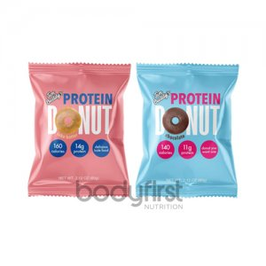 Jim Buddy – Protein Donuts 6-Pack (6 x 60g) **NEW
